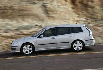 Saab 9-3 SportHatch #1