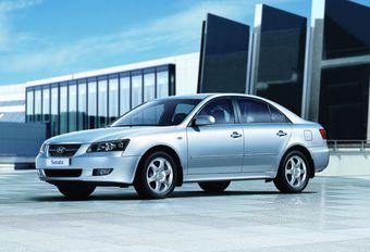 Hyundai Sonata 2.4 #1