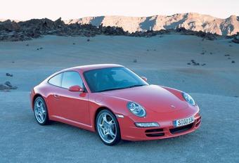 Porsche 911 Carrera 4 & Carrera 4S #1