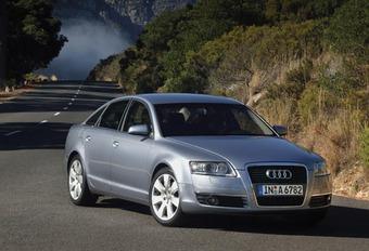 Audi A6 2.0 TFSI #1