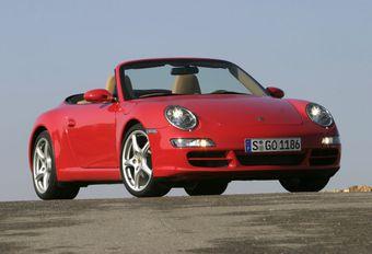 Porsche 911 Cabrio 4 (S) #1