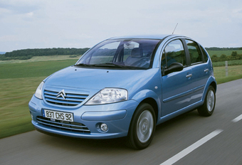 Citroën C3 1.6 HDi 110 #1