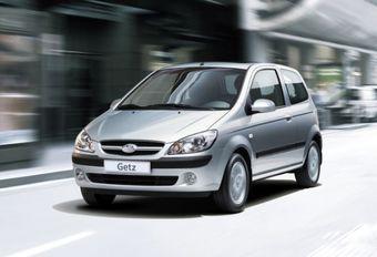 Hyundai Getz fl #1