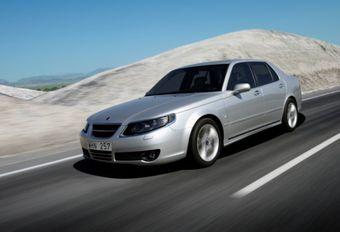 Saab 9-5 facelift #1