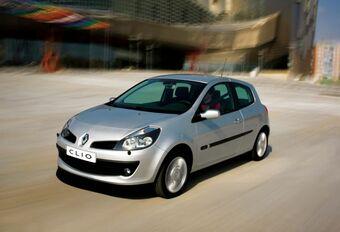 Renault Clio 1.5 dCi 85 #1