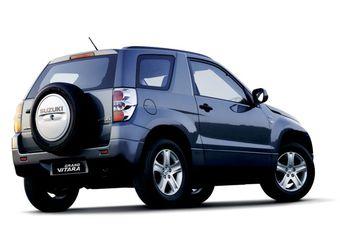 Suzuki Grand Vitara 1.6 & 2.0 #1