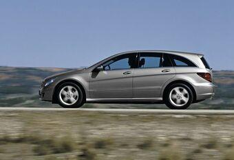 Mercedes Classe R #1
