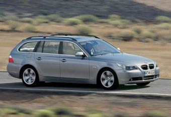 BMW 520d & 520d Touring #1