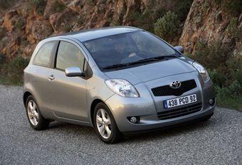 Toyota Yaris #1