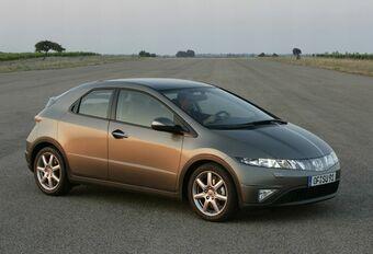 Honda Civic 1.8 & 2.2 i-CTDi #1