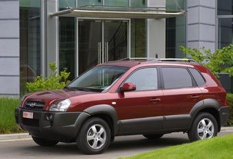 Hyundai Tucson 2.0 CRDi 136 #1