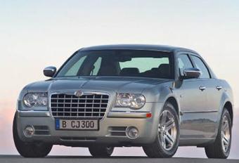 Chrysler 300C CRD #1