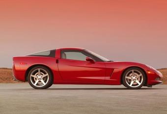 Corvette Z-06 #1