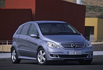 Mercedes A200 Turbo #1
