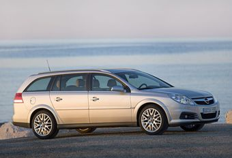 Opel Vectra 3.0 CDTI & Signum 2.8T #1