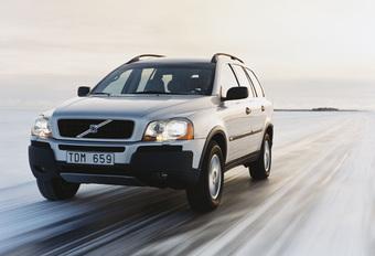 Volvo XC90 D5 185 ch #1