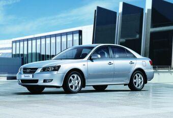 Hyundai Sonata 2.0 CRDi #1