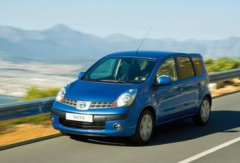 Nissan Note #1