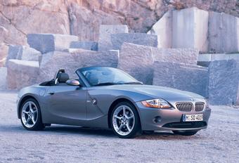BMW Z4 M #1