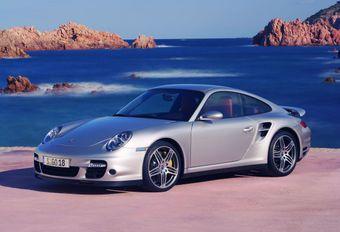 Porsche 911 Turbo #1