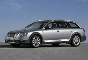 Audi Allroad #1