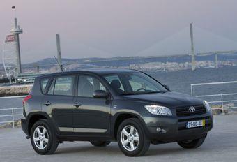 Toyota Rav-4 #1