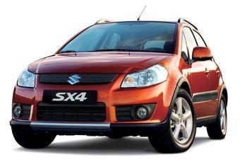 Suzuki SX4 1.5 & 1.9 DDiS #1