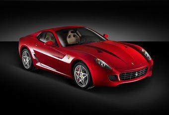 Ferrari 599 GTB #1