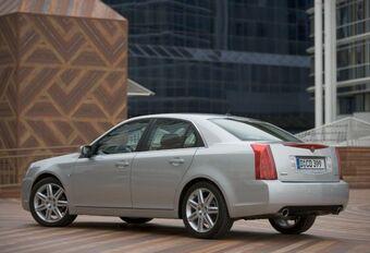 Cadillac BLS 1.9 D #1