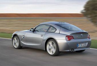 BMW Z4 M Coupé #1