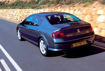 Peugeot 407 2.2 HDi biturbo #1