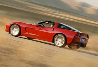 Corvette Z06 #1