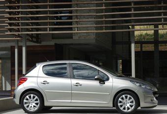 Peugeot 207 1.6 HDi 110 #1