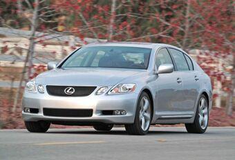 Lexus GS 450h & GS 430 #1