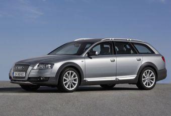 Audi Allroad 2.7 TDI, 3.0 TDI & 3.2 FSI #1