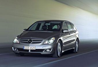 Mercedes R 280 CDI & R 63 AMG #1