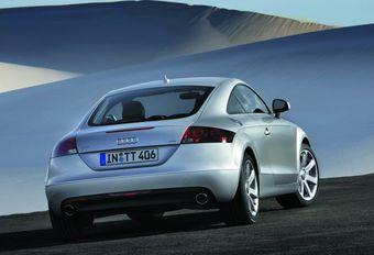 Audi TT 2.0 TFSI & 3.2 V6 Quattro #1