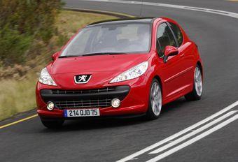 Peugeot 207 1.6 T #1