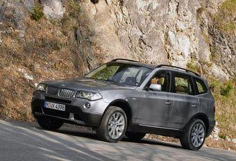 BMW X3 2.5 Si & 3.0 Sd #1
