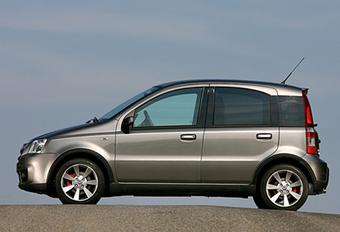 Fiat Panda Sport #1