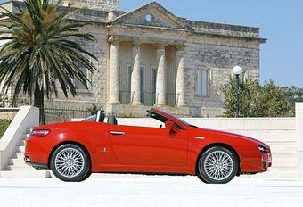 Alfa Romeo Spider 2.2 JTS #1