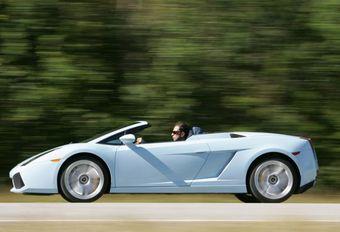 Lamborghini Gallardo Spyder #1