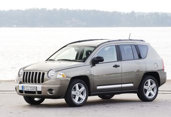 Jeep Compass 2.0 CRD #1