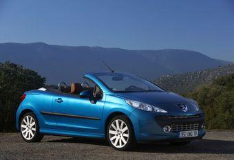 Peugeot 207 CC #1