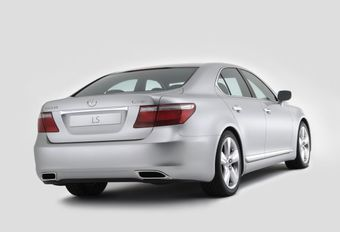 Lexus LS 460 #1