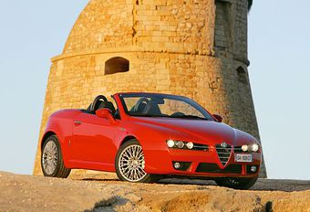 Alfa Romeo Spider 2.4 JTD #1