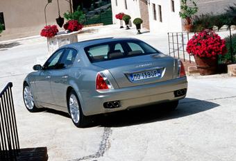 Maserati Quattroporte Automatica #1