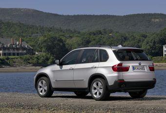 BMW X5 3.0d & 4.8i #1