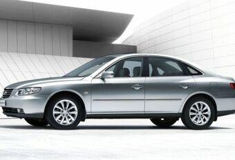 Hyundai Azera 2.2 CRDi #1
