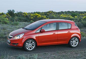 Opel Corsa 1.4 #1